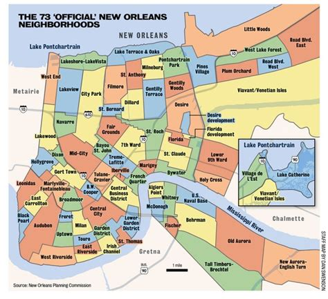 sections of new orleans where y at good question a history of new orleans