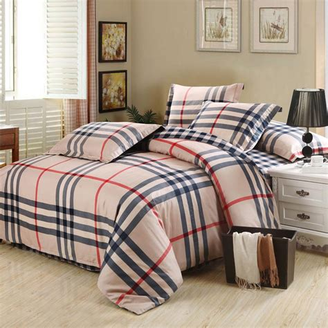 Brand Bedding Sets 4pcs Linens Adult Queen King Size Name Brand Bed Sets
