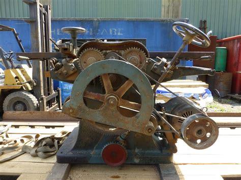 vintage woodworking machines collecting vintage j sagar woodworking machinery