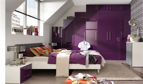 purple bedroom furniture bedroom d 233 cor in purple my decorative