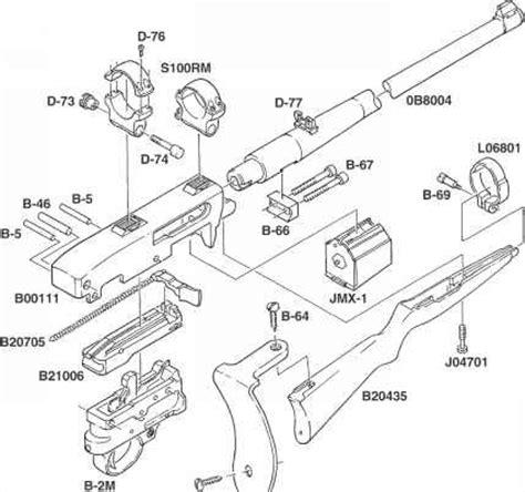 ruger 10 22 parts exploded diagram, ruger, get free image