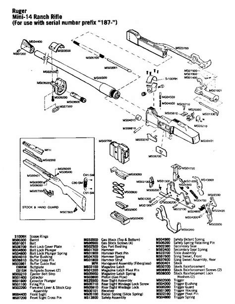 mini 14 parts diagram m14 rifle schematic m14 get free image about wiring diagram