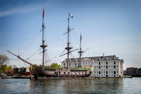 scheepvaartmuseum info museum amsterdam het scheepvaartmuseum