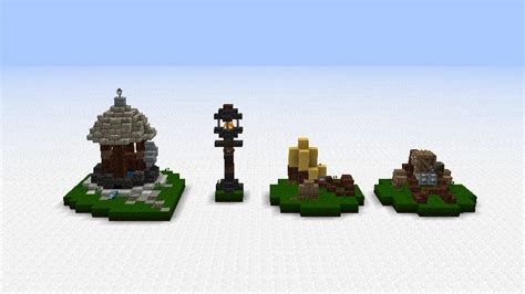 House Rules Home Design by Novv S Building Bundle Minecraft Project