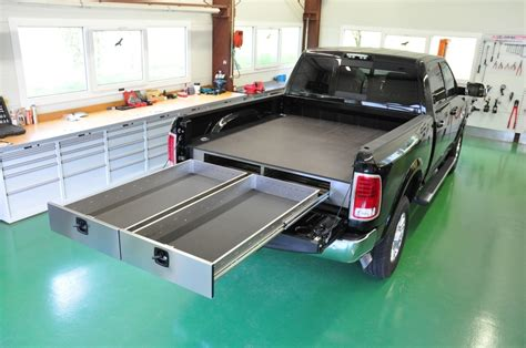 truck bed drawers storage bed pickup truck bed storage drawers truck bed