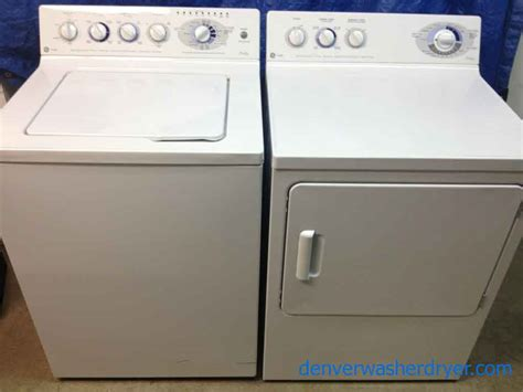 ge profile washer and dryer large images for ge profile washer dryer prodigy edition 562