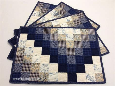quilting table runners beginners 25 best ideas about placemat patterns on