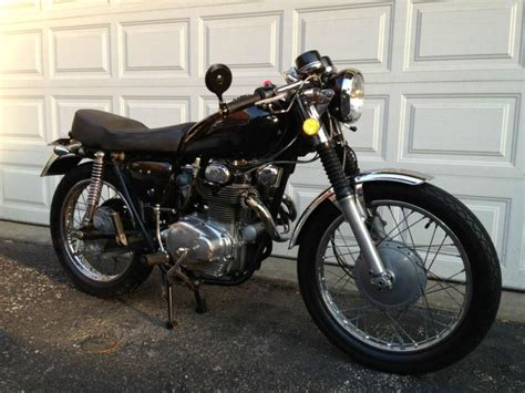1973 honda cb350 cafe racer project for sale 1973 honda cl350 cb350 cafe racer excellent for sale