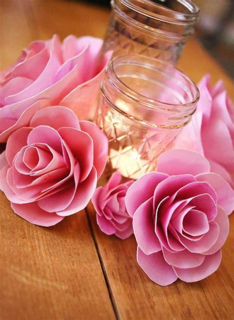 Kleine Papierblumen Basteln 4298 by 1001 Ideen Wie Sie Papierblumen Basteln K 246 Nnen