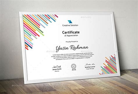 certificate design mockup 70 best certificate and diploma templates free and