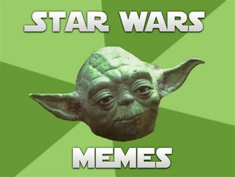 Memes De Star Wars - los 35 mejores memes de star wars cine premiere