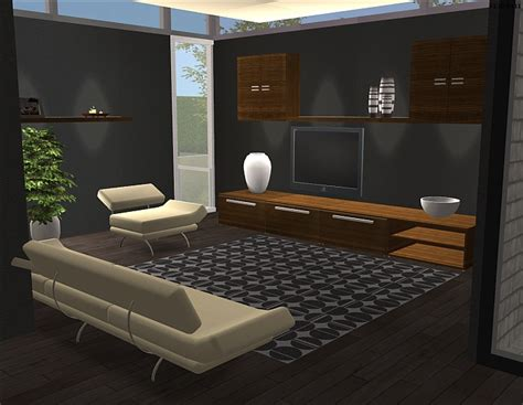 Sims 2 Living Room by Mod The Sims Raav Living Room Furniture