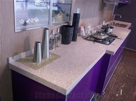 Are Quartz Countertops Or Manmade by Manmade Yellew Galaxy Quartz Engineered Soliud