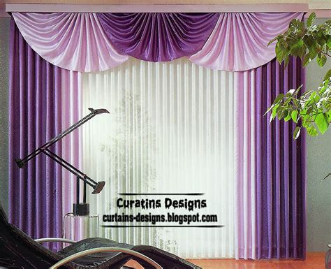 purple bedroom curtain ideas modern purple curtain design ideas for bedroom interior