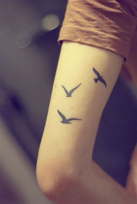 small bird tattoos for men stunning designs of small birds flying on of
