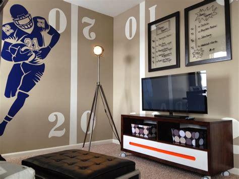 football room best 25 boys football room ideas on boy sports bedroom football bedroom and boys