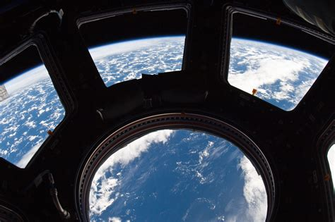 cupola iss space rocket flight aims to test earth to space