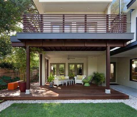 terraza en segundo piso con las terrazas m s modernas y resultado de imagen para casas peque 241 as con terraza al