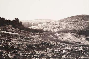 eine der ältesten städte der welt: hebron in israel