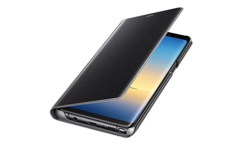 Clear View Standing Samsung Note 8 samsung clear view standing cover for galaxy note 8 price
