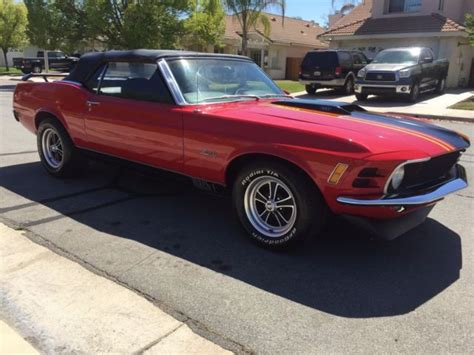 1970 ford mustang convertible for sale 1970 ford mustang convertible h code 351 for sale ford