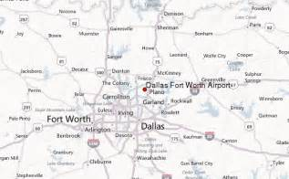 How Far Is From Dallas Fort Worth Dallas Fort Worth Airport Location Guide
