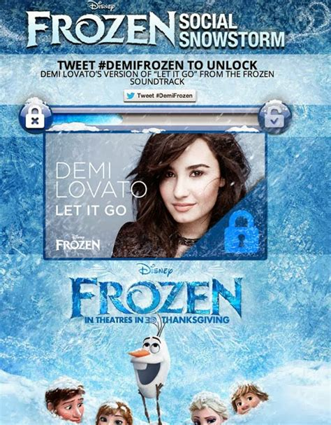 film frozen yang baru ensiklopedia maya lirik lagu demi lovato let it go