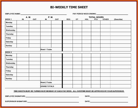 employee timesheet free expin franklinfire co