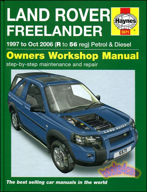 service manual how to fix 2008 land rover lr2 engine rpm going up and down service manual freelander shop manual service repair land rover haynes chilton book ebay
