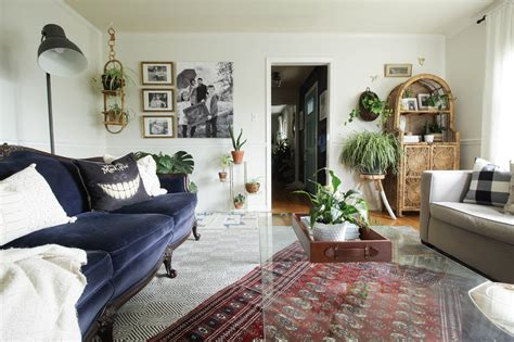 the fall room to live fall home tour living room bustamante