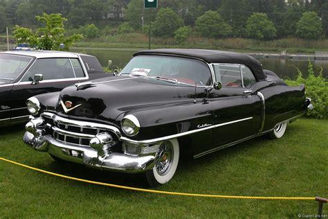 1953 Cadillac Convertible by 1953 Cadillac Eldorado Sport Convertible Coupe Gallery
