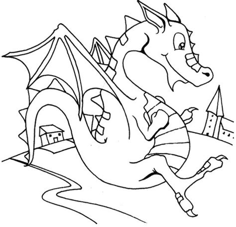 flying lizard coloring pages flying dragon coloring page dragons pinterest dragons