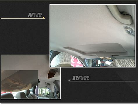 Car Ceiling Fabric Replacement by Foam Backed Roof Lining Headliner Upholstery Fabric 1 51m