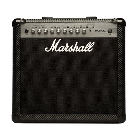 Marshall Mba Types by Marshall Mg50cfx Carbone Fibre 50w Guitare Combo 224