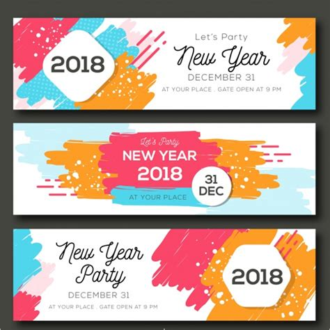 new year banner template 103 free banner templates psd word photoshop designs