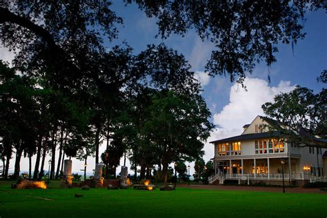 Inn Bluffton Sc the inn at palmetto bluff bluffton south carolina the south s best hotels and inns