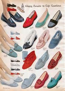 50s fashion shoes for women women s shoes 1957