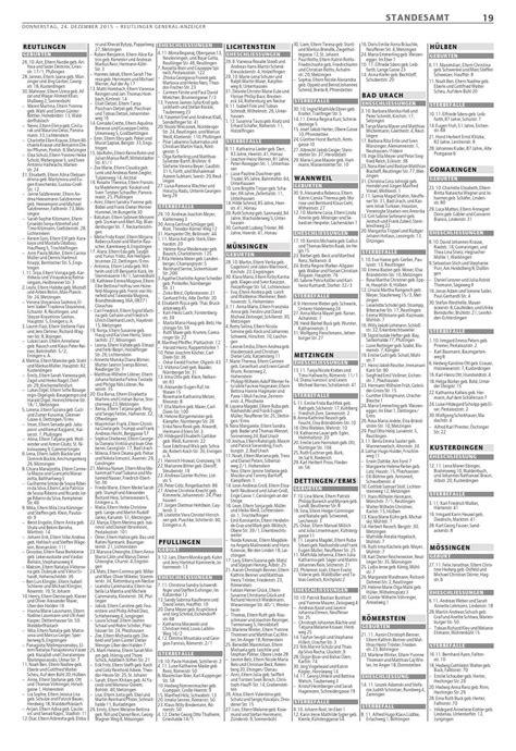 Reutlinger General-Anzeiger (Weihnachtsausgabe 2015) by