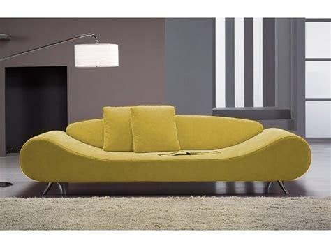 divano pelle o tessuto divano blob 3 posti