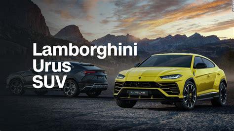 world s fastest lamborghini lamborghini urus world s fastest suv cetusnews