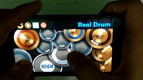 real drum apk tutorial real drum voc 234 partiu meu cora 231 227 o wesley safad 227 o part
