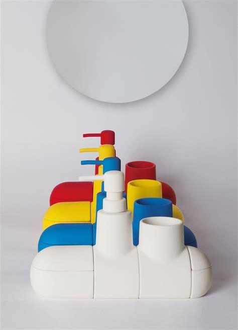 Set di accessori submarine per il bagno seletti rosso ebay