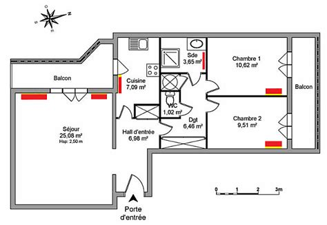 Ou Placer Un Radiateur Dans Une Chambre 4318 by Quelle Puissance Pour Des Radiateurs
