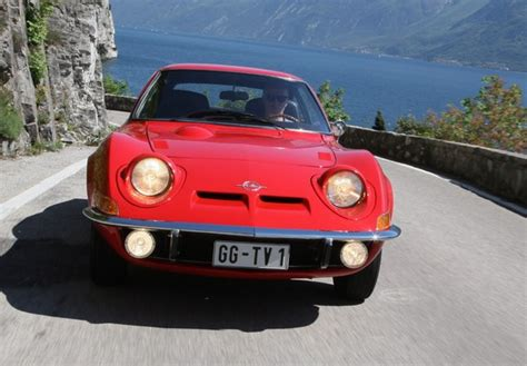 opel gt 1968 73 pictures