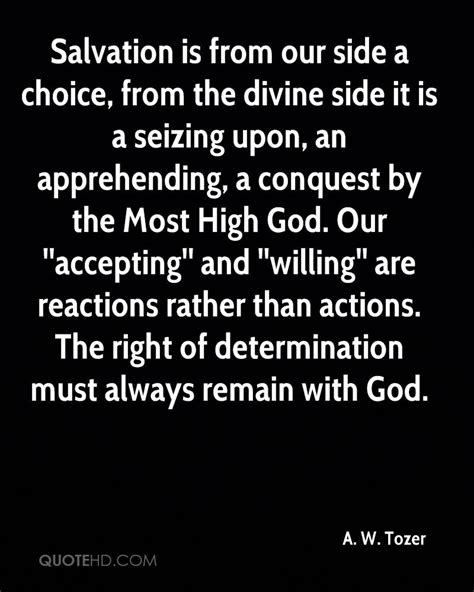 Aw Tozer Quotes On The Holy Spirit