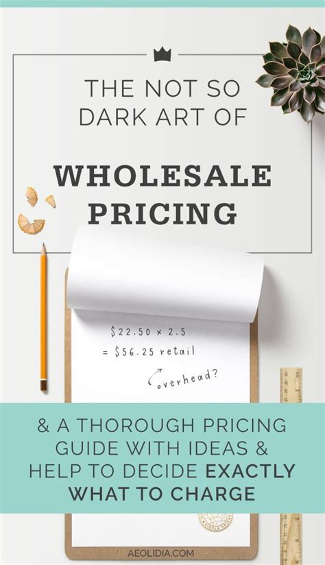 Handmade Jewelry Pricing Formula - etsy seller tips 10 handpicked ideas to discover in diy