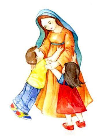 imagenes virgen maria infantil im 225 genes la virgen mar 237 a aci prensa