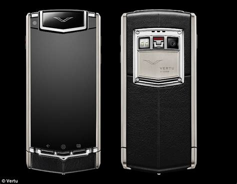 vertu phone luxury phone maker vertu collapses daily mail