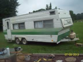 1979 nomad camper project youtube