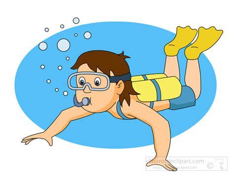dive gratis scuba diving clipart clipart scuba diver with tank fins